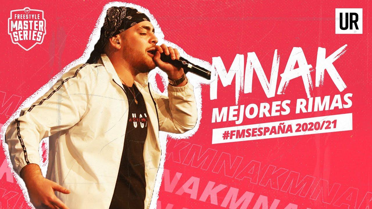 MNAK - Mejores rimas | #FMSESPAÑA Temporada 2020/21 | Urban Roosters