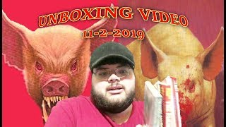 Unboxing Video: 11-2-2019