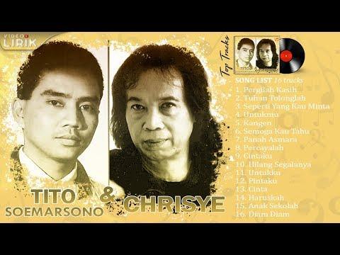 CHRISYE & TITO SOEMARSONO - (Spesial Tembang Kenangan Populer) | Video Lirik
