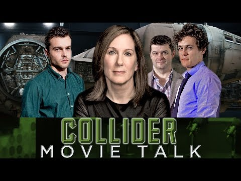 Han Solo Actor First To Raise Concerns About Directors - Collider Movie Talk