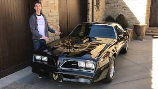 Pontiac Firebird Videos