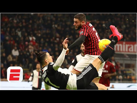 AC Milan vs. Juventus analysis: Milan were ROBBED! - Ian Darke | Coppa Italia