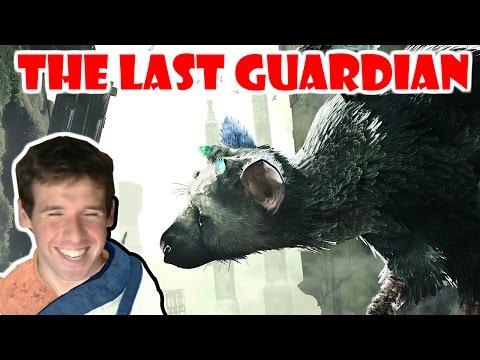THE LAST GUARDIAN: Gameplay español