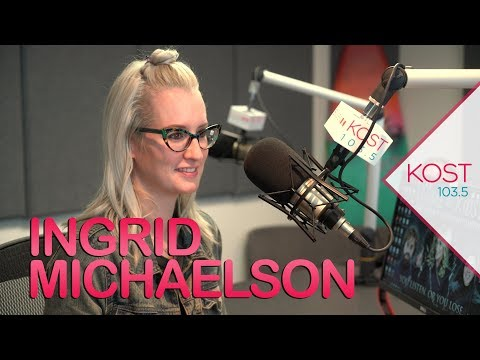 Ellen K Weekend Show - Ingrid Michaelson Shares How Stranger Things 3 Inspired Her New Album