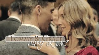 Tommy/Grace | «happy or sad?».