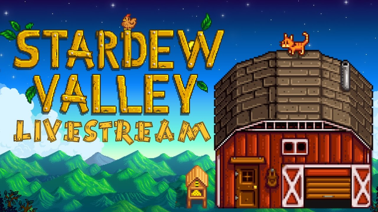 Stardew valley farming for fish on ps4 youtube for How to fish in stardew valley ps4