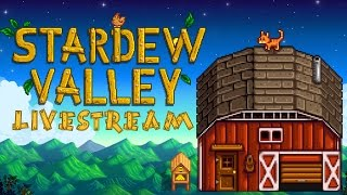 Stardew Valley Farming for Fish  on PS4