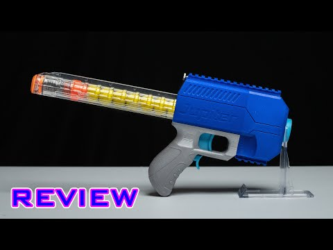 [REVIEW] Out Of Darts Jupiter | SAVAGE Nerf Rival Pistol!