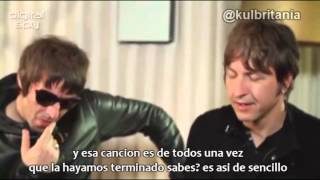 Beady Eye entrevista Spy Digital (Subs Español)