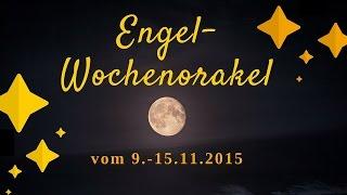 Engel-Wochenorakel vom 9.-15.11.2015 - Conny Koppers
