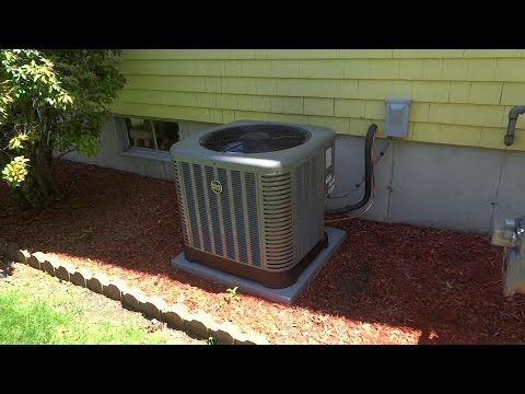 gas furnace  AC upgrade part 2 of 2