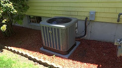 HVAC gas furnace  AC upgrade part 2 of 2