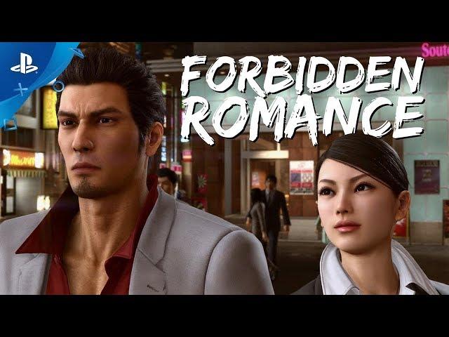 Yakuza Kiwami 2 - Forbidden Romance Trailer | PS4