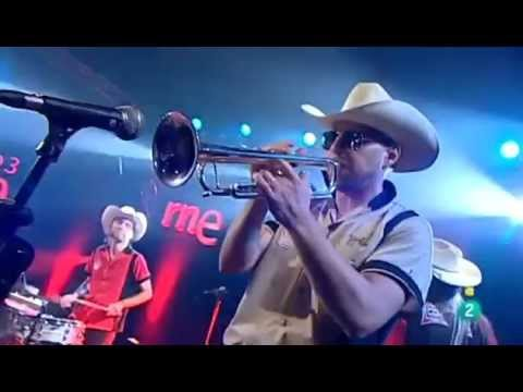 Los Coronas - Live 2013 [full] [Concierto completo] [Surf] [Western]