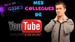 Mes collègues de Youtube - SLG N°10 - MATHIEU SOMMET