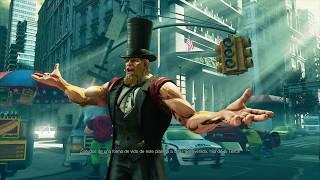 Vídeo Street Fighter V: Arcade Edition
