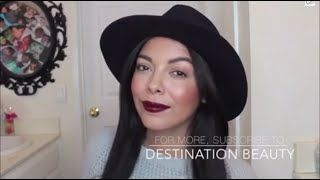 Fall Hair Color Refresh with Sonia Castenada |  Destination Beauty Thumbnail
