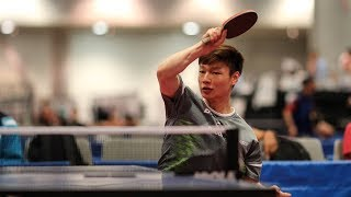Baixar 2018 US National Table Tennis Championships - Day 1 (Singles Round of 32 & 16) - Table 1