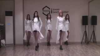 Шикарный танец девушек