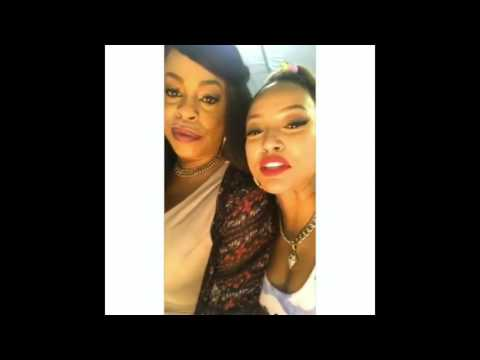 Is #Karrueche  dating #Niecy Nash? #QueenVirginia & Desna KISS and get close! #CLAWS thumbnail