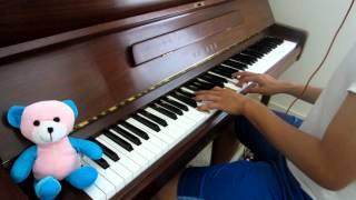 Feel So Close - Calvin Harris [Piano Cover]