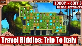Travel Riddles: Trip To Italy gameplay PC - HD [1080p/60fps]