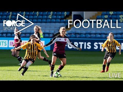 Varsity 2018 LIVE: Women's Football 1s