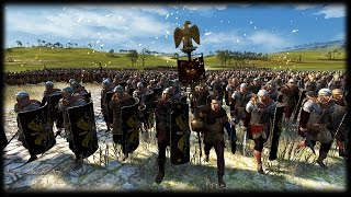 IMPERIAL EAGLE AMBUSH! Ancient Empires Total War Mod Gameplay