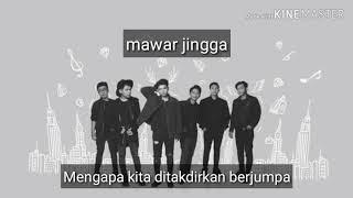 Mawar jingga-luicy juicy lirik -