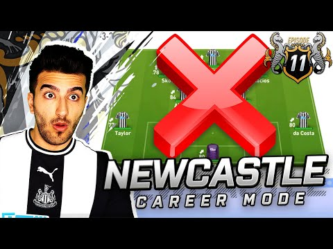 WE NEARLY LOST EVERYTHING WE HAD - FIFA 19 NEWCASTLE CAREER MODE 11