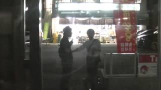 九条営業所の名物おばさん運転士1 205系統京都駅行