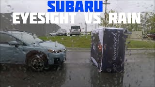 Does Subaru EyeSight ACTUALLY Work?
