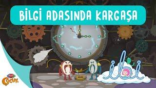 İBİ | BİLGİ ADASINDA KARGAŞA | TRT ÇOCUK