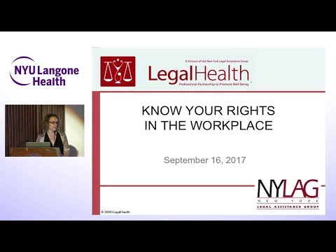Breast Cancer in Women of Color: Employment Rights