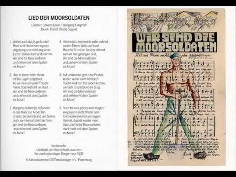 Moorsoldaten Text