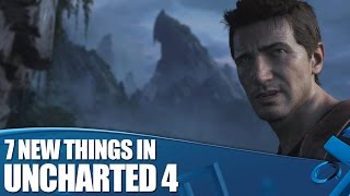 Uncharted 4 Gameplay: 7 New Things You Need To Know