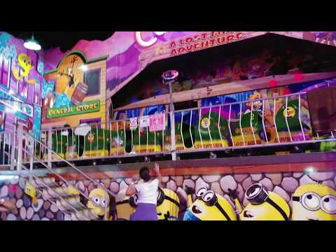 The Great Allentown Fair 2017//Midway of rides