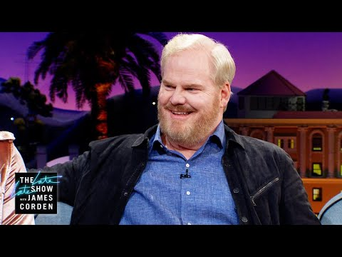 Like Lindsey Vonn, Jim Gaffigan Is A Skier