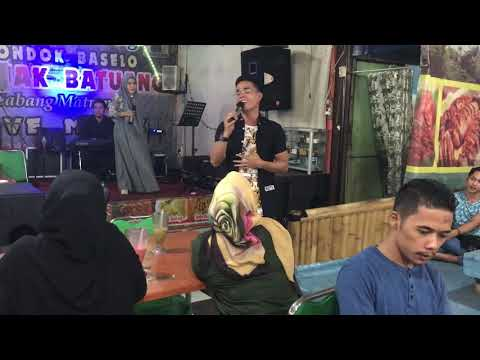 Usah manaruah bimbang - David istambul duet rany chania live pondok baselo