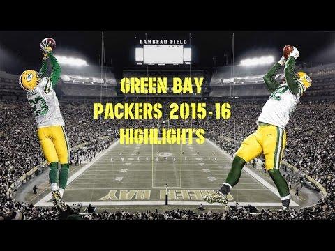 Green Bay Packers 2015-16 Highlights