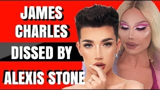 JAMES CHARLES DISS ALEXIS STONE