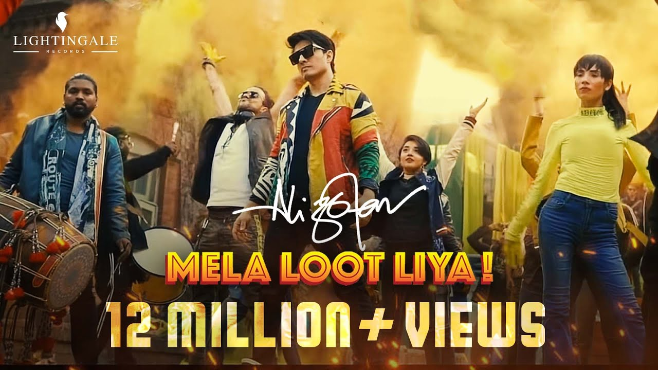 Ali Zafar | MELA LOOT LIYA | Cricket Anthem 2020 | Official Music Video