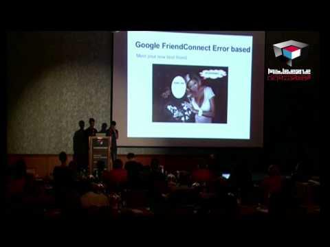 #HITB2012AMS D1T2 - Itzhak Avraham and Nir Goldshlager - Killing a Bug Bounty Program TWICE
