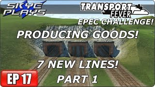 Transport Fever (Tycoon Game) Let