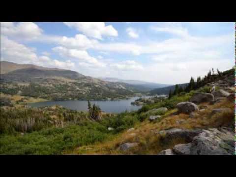 Mistymoon Trail  Bighorn Mountains  Wyoming