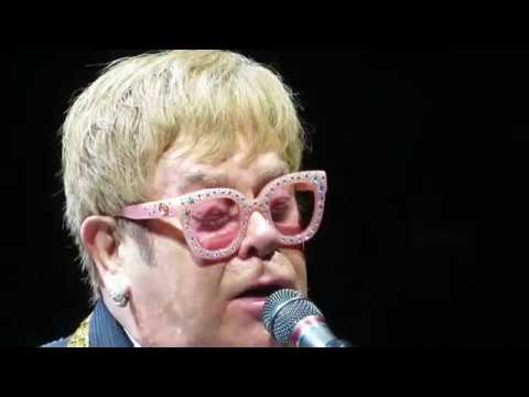 Elton John - Candle in the Wind - TD Garden - Boston, MA - October 6, 2018 Mp3