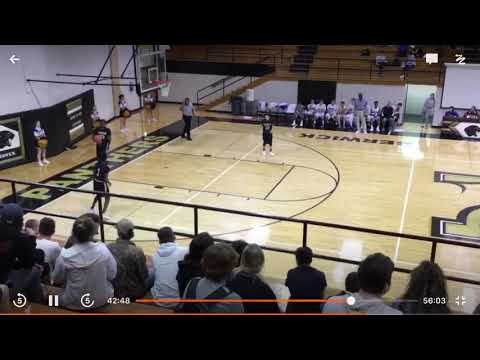 Berwick High School Dayton Clark buzzer beater
