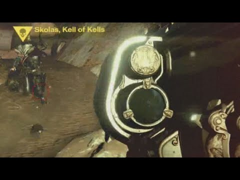 Skolas VS Gjallarhorn  (Prison of Elders Level 35 Final Boss) Destiny Arena