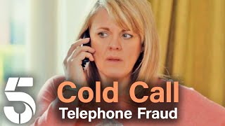 Don't Get Caught By This Phone Scam! | Cold Call | Channel 5