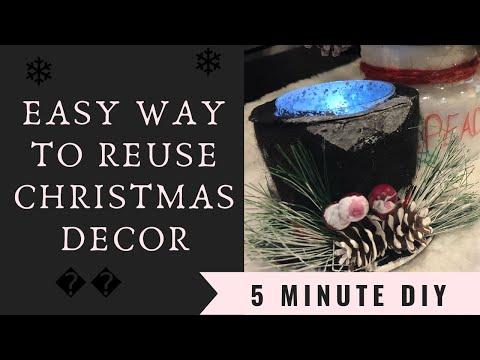 Dollar Tree Ornament   5 Minute Craft